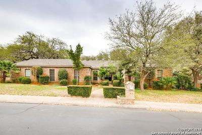 San Antonio Single Family Home New: 6326 Pemwoods