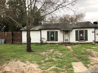 San Antonio TX Single Family Home Back on Market: $69,900