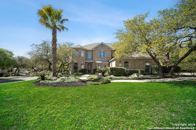 Bexar County Single Family Home New: 24703 Fairway Springs