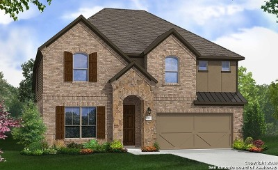 Boerne TX Single Family Home New: $338,990