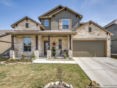 Guadalupe County Single Family Home New: 932 Cypress Ml