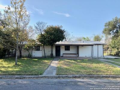 San Antonio TX Single Family Home New: $93,949