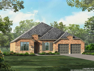 Boerne TX Single Family Home New: $481,816