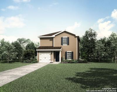 San Antonio TX Single Family Home New: $166,900