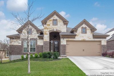 San Antonio Single Family Home New: 11710 Caitlin Ash