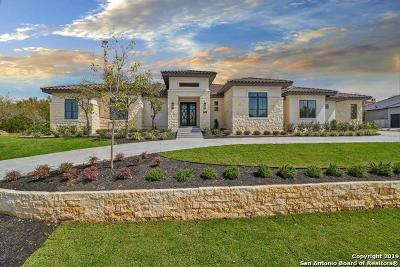 Boerne, Cibolo, Converse, Fair Oaks Ranch, Helotes, Leon Valley, New Braunfels, San Antonio, Schertz, Windcrest Single Family Home Back on Market: 16 Chaumont
