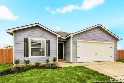 San Antonio TX Single Family Home New: $181,900