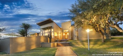 Boerne TX Single Family Home New: $1,350,000
