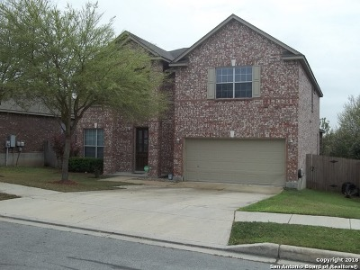 Cibolo Single Family Home New: 112 Springtree Shadow