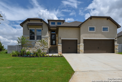 New Braunfels Single Family Home For Sale: 1239 Yaupon Loop