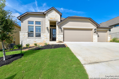 Boerne TX Single Family Home New: $349,900