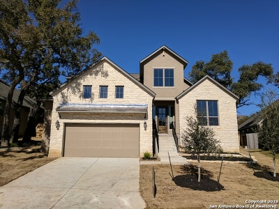 Boerne TX Single Family Home New: $399,900