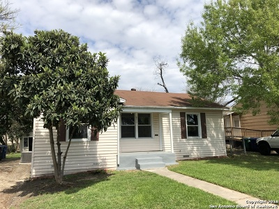 San Antonio Single Family Home New: 211 Christine Dr