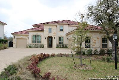 San Antonio TX Single Family Home New: $598,500