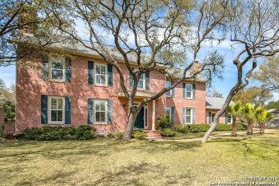 San Antonio Single Family Home New: 8103 Princess Ct