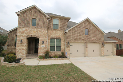 Single Family Home New: 3402 Coryell Cove