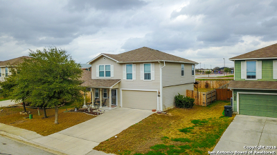 New Braunfels Single Family Home Price Change: 2245 Stoneleigh Dr
