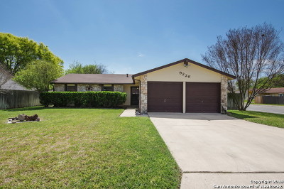 San Antonio Single Family Home New: 9226 Cliff Way St