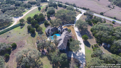 New Braunfels Farm & Ranch For Sale: 4664 Purgatory Rd