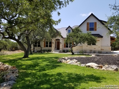 Boerne TX Single Family Home New: $789,000