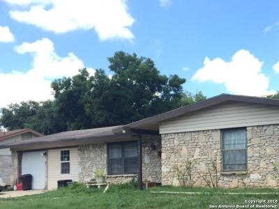 Schertz Single Family Home New: 301 Pecan Dr