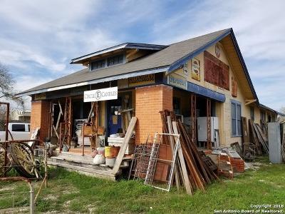 Wilson County Single Family Home New: 124 S Carroll St