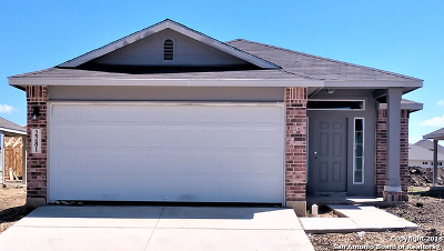 Guadalupe County Single Family Home New: 2281 Falcon Way