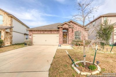 San Antonio Single Family Home New: 11551 Pelican Pass