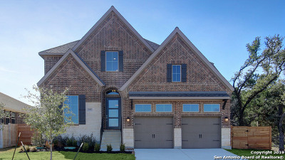 Comal County Single Family Home Price Change: 1172 Nutmeg Trail