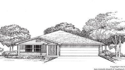 Guadalupe County Single Family Home New: 2282 Falcon Way