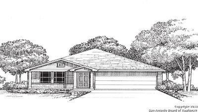 New Braunfels Single Family Home New: 2282 Falcon Way