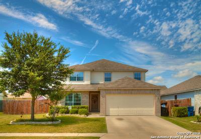 New Braunfels Single Family Home New: 323 Big Hawk