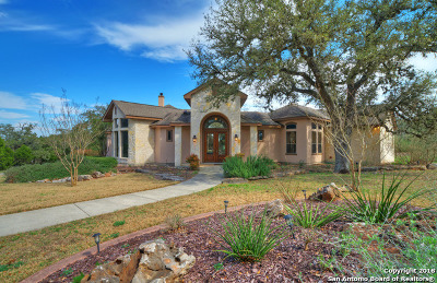 New Braunfels Single Family Home New: 4664 Purgatory Rd