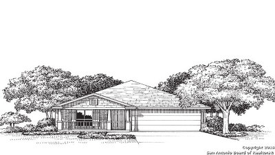 Guadalupe County Single Family Home New: 2285 Falcon Way