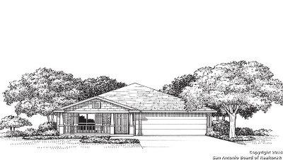 New Braunfels Single Family Home New: 2285 Falcon Way