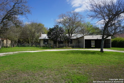 Marion TX Single Family Home New: $115,000