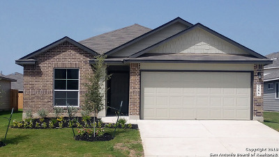 Guadalupe County Single Family Home New: 2277 Falcon Way