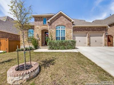 San Antonio Single Family Home New: 7619 Goldstrike Dr