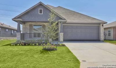 New Braunfels TX Single Family Home Back on Market: $272,251