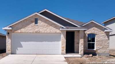Guadalupe County Single Family Home New: 2278 Falcon Way