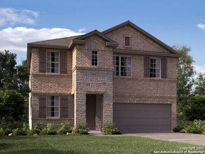 San Antonio Single Family Home New: 12906 Renley Crest