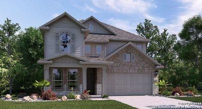 San Antonio Single Family Home New: 7803 Belmont Valley