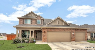 New Braunfels Single Family Home New: 5624 Cross Over Rd