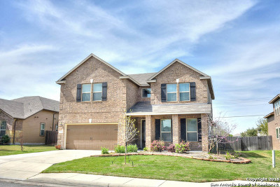 New Braunfels Single Family Home New: 124 Ruger Path