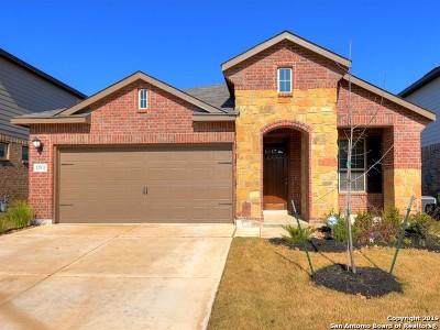 San Antonio Single Family Home New: 12931 Renley Crest