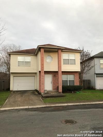 San Antonio TX Single Family Home Back on Market: $159,500