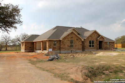 Wilson County Single Family Home New: 120 Westfield Crossing