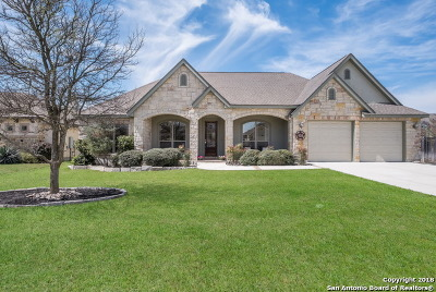 Boerne TX Single Family Home New: $375,000