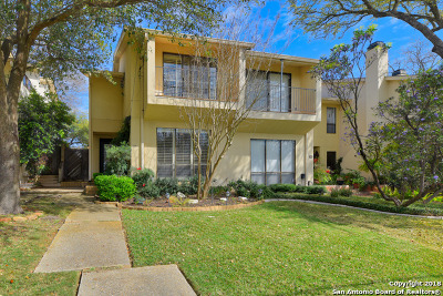 Alamo Heights Single Family Home For Sale: 117 Montclair St