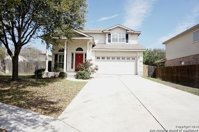 Cibolo Single Family Home New: 129 Earhart Ln